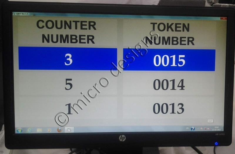 Micro Designs Electronic Queue Management Systems
